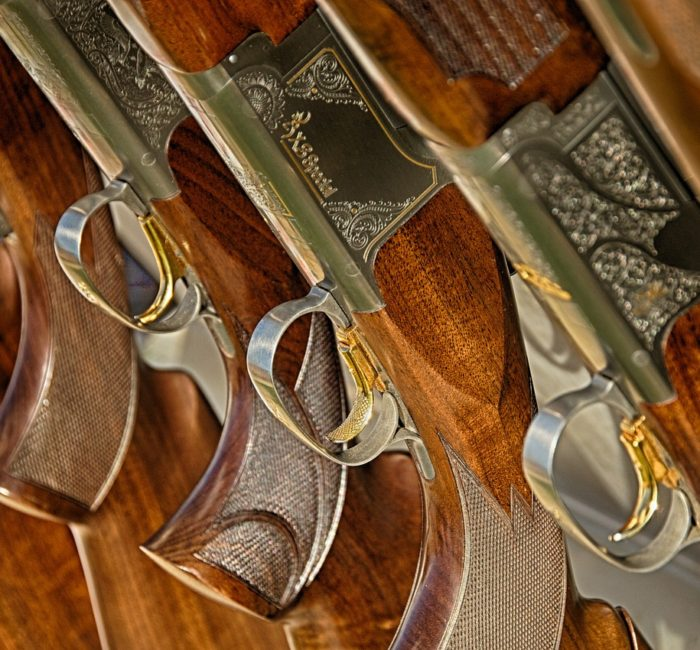 armes exceptionnelles