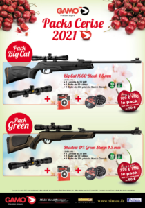 Gamo Packs Cerise 2021