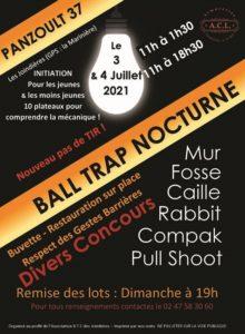 Ball Trap du 3 et 4 juillet 2021